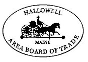 Hallowell Area Board of Trade logo